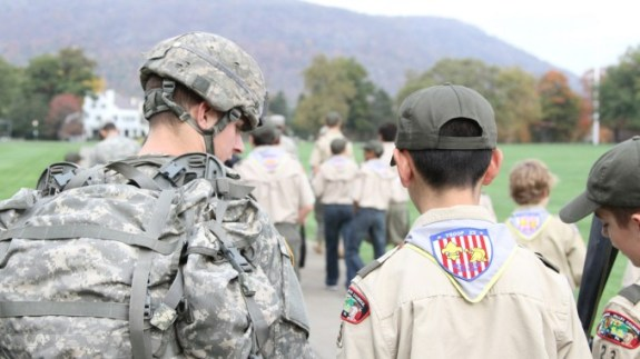 scouts in army